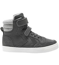 Hummel Winter Boots - Stadil Winter High Jr - Asphalt
