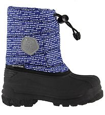 Color Kids Winter Boots - Dylano Boots - Blue/Black