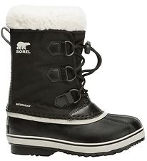 Sorel Winter Boots - Yoot Pac Nylon - Black