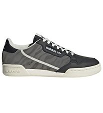 adidas Originals Trainers - Continental 80 - Carbon/Print