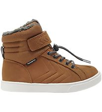 Hummel Winter Boots - Tex - Splash Oiled Jr - Sierra