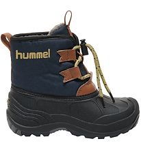 Hummel Winter Boots - Icicle Low Jr - Black Iris