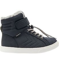 Hummel Winter Boots - Tex - Splash Oiled Jr - Graphite