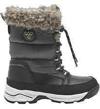 Hummel Winter Boots - Tex - Snow Boot Jr - Asphalt