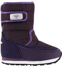 Hummel Winter Boots - Reflex Winter Boot Jr - Nightshade