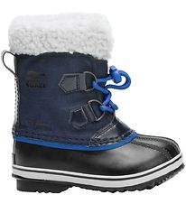 Sorel Winter Boots - Childrens Yoot Pac Nylon - Navy
