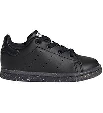 adidas Originals Sneakers - Stan Smith El I - Black w. Glitter