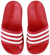 adidas Performance Beach Sandals - Adilette Shower K - Red