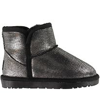Petit by Sofie Schnoor Boots - Teddy Low - Silver