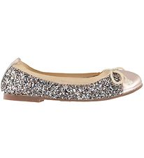 Petit by Sofie Schnoor Ballerina Shoes - Mix Gold