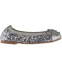 Petit by Sofie Schnoor Ballerina Shoes - Antic Silver