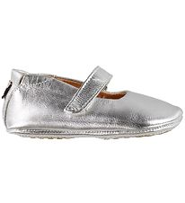 Petit by Sofie Schnoor Ballerina Slippers - Silver