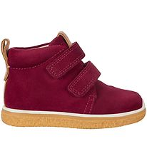 Ecco Prewalker - Crepetray Mini - Red Plum