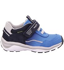 Superfit Sneakers - Gore-Tex - Blue/Grey w. Velcro