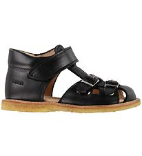 Angulus Sandals - Black