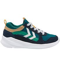 Hummel Sneakers - Bounce Jr - Everglade