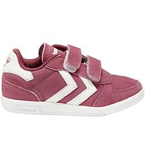 Hummel Sneakers - Victory ll Jr - Heather Rose