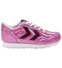 Hummel Sneakers - Reflex Bubblegum Jr - Lilac Snow