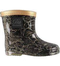 Petit by Sofie Schnoor Rubber Boots - Alfred - Snake/Glitter