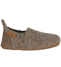 Bisgaard Slippers - Wool - Sailor - Camel