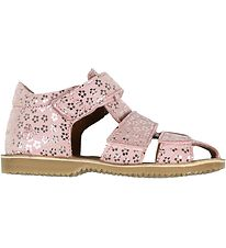 Bundgaard Sandals - Shea - Gold Flower