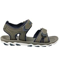 Hummel Sandals - Sport Jr - Deep Lichen Green
