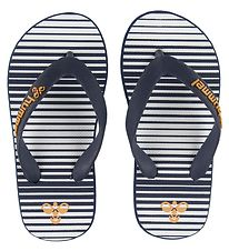Hummel Flip Flop Jr - Blue Nights