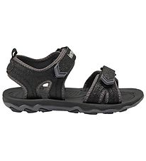 Hummel Sandals - Sport Glitter Jr - Black