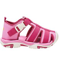 Hummel Sandals - Buckle Infant - Fuchsia Pink