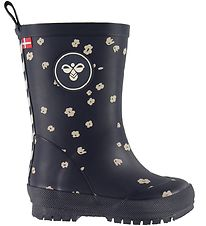 Hummel Rubber Boot Jr - Night Sky