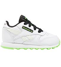 Reebok Shoes - Classec Leather - White/Mint