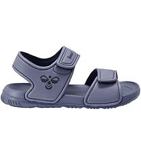 Hummel Beach Sandals - Playa Jr - Flint Stone