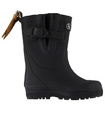 Aigle Rubber Boots - Woodypop - Marine