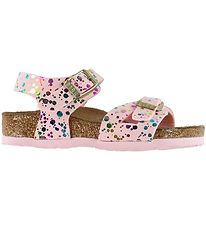 Birkenstock Sandals - Rio Kids - Confetti Rose
