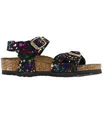 Birkenstock Sandals - Rio Kids - Confetti Black