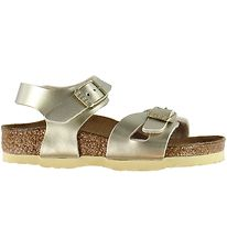 Birkenstock Sandals - Rio Kids - Metallic Gold