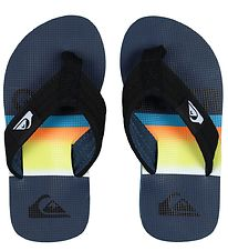 Quiksilver Beach Sandals - Navy/Black
