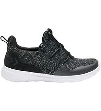 Hummel Sneakers - Actus Trainer Glitter Jr - Black
