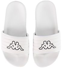 Kappa Beach Sandals - Lablo - White