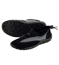 Aqua Lung Beach Shoes - Cancun - Black/Grey