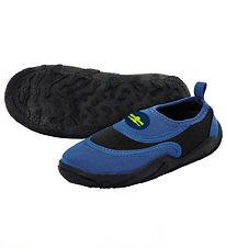 Aqua Lung Beach Shoes - Beachwalker Kids - Royal Blue/Navy Blue