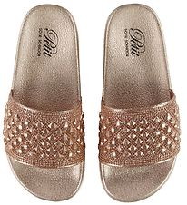 Petit by Sofie Schnoor Sandals - Rose Gold w. Glitter