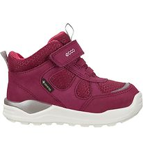 Ecco Shoes - Urban Mini - Red Plum/Teaberry