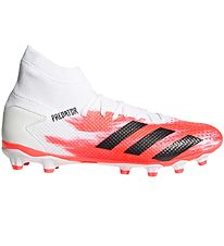 adidas Performance Football Boots - Predator 20.3 MG - White/Red