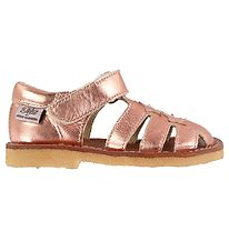 Petit by Sofie Schnoor Sandals - Metallic Peach w. Velcro