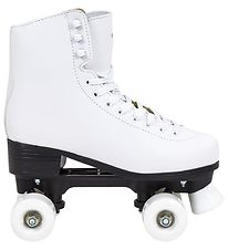 Roces Rollerskates - Side-By-Side Classic - White