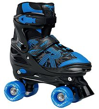 Roces Rollerskates - Quaddy 3.0 - Black/Astro Blue