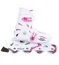 Roces Rollerskates - Orlando III - White/Pink