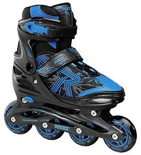 Roces Rollerskates - Jokey 3.0 - Black/Astro Blue
