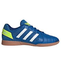 adidas Performance Football Boots - Top Sala - Blue/Neon Yellow